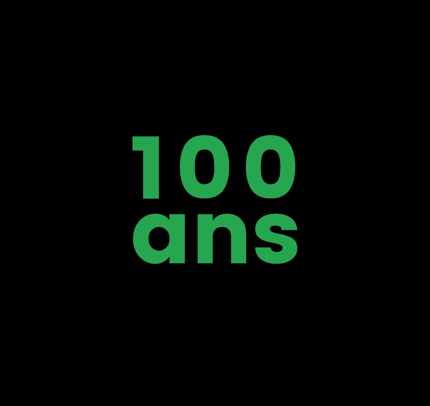 100 ans de Firme Jamar Logo