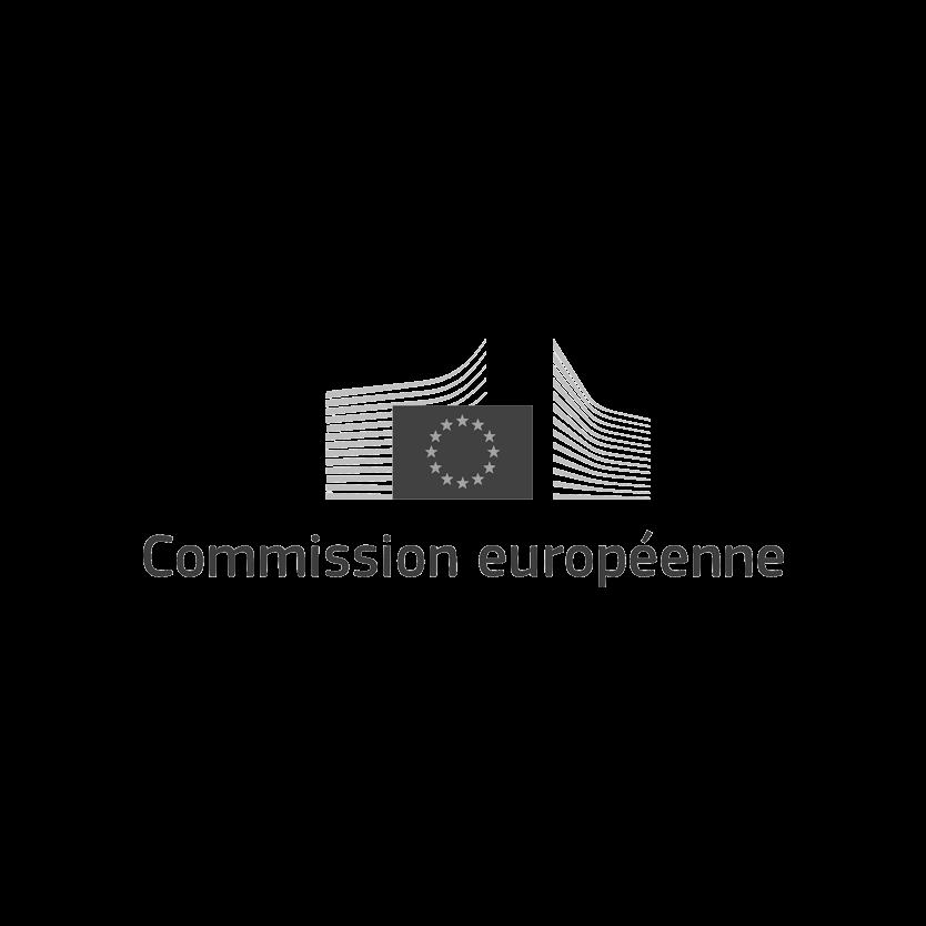Comission Européenne logo